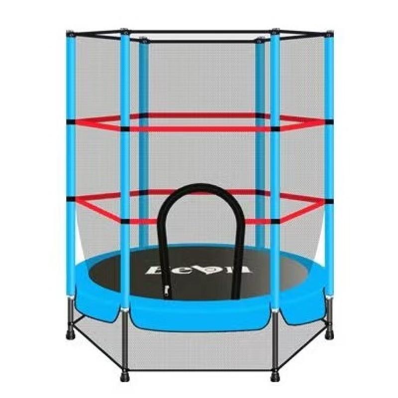 Батут Bebon c сеткой безопасности (140см)
