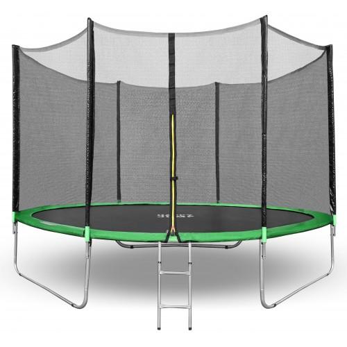 Батут Happy Jump Green 10ft Pro 312см