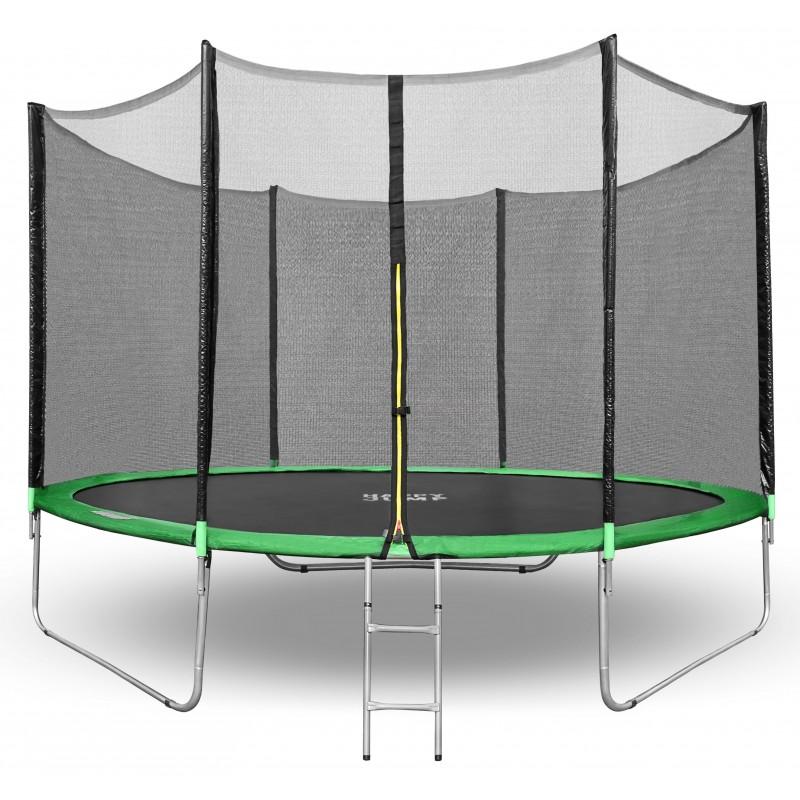 Батут Happy Jump Green 10ft Pro