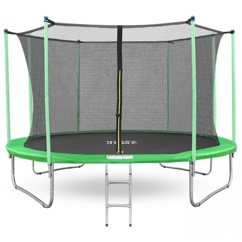 Батут Happy Jump Green 10ft-i Pro 312см