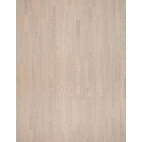 Паркетная доска Polarwood Ясень Ricotta Matt 3S
