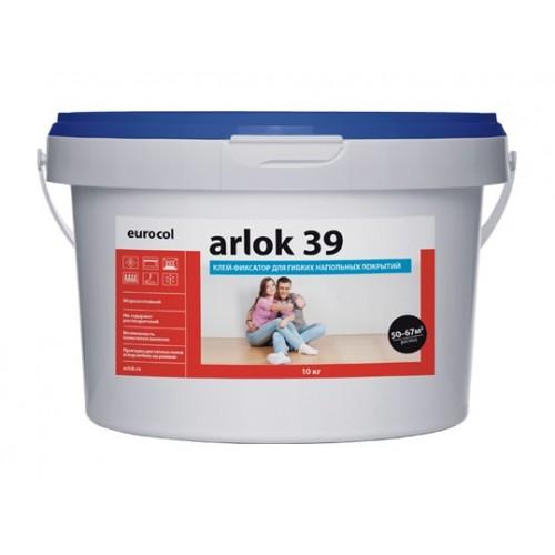 Фиксатор гибких напольных пок. Forbo Arlok 39 - 1.0кг