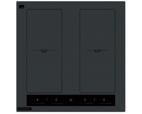 Индукционная панель  MAUNFELD EVI.594.FL2(S)-GR