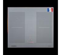 Индукционная панель MAUNFELD MVI59.2FL-GR, графитовое стекло