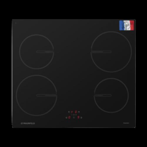 Индукционная панель MAUNFELD MVSI59.4HZ-BK черное стекло
