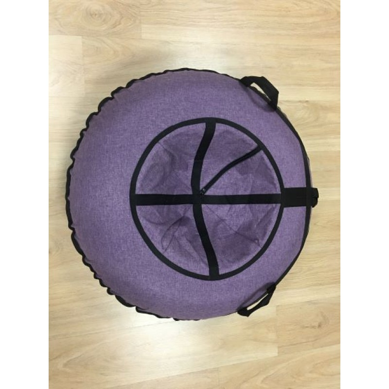 Тюбинг MakPol Фиолетовый джинс D110см