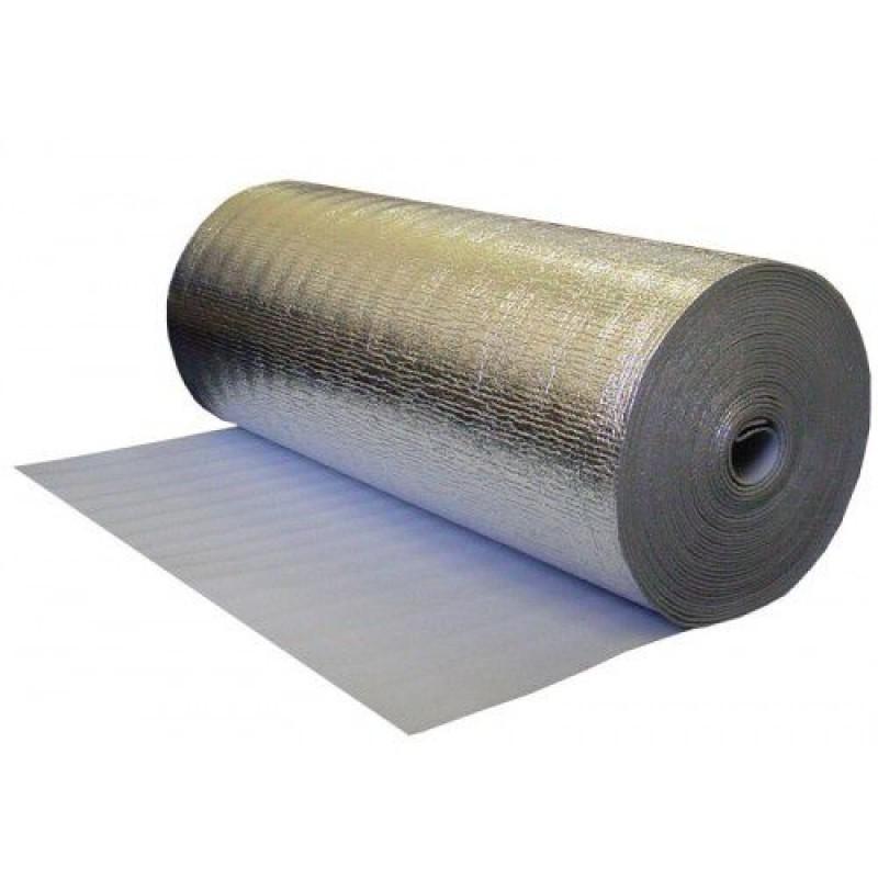 Металлизированная теплоизоляция Тепофол 5мм